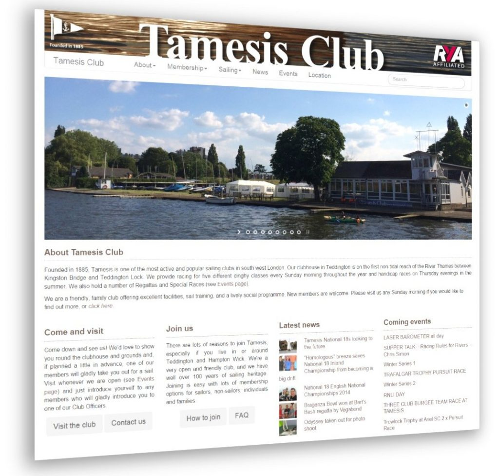 Tamese Home Page 3