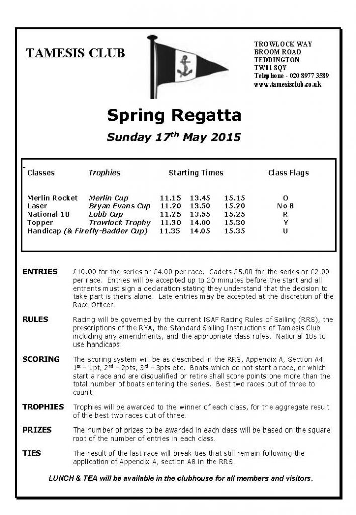 Notice-to-Race_Spring_Regatta_2015