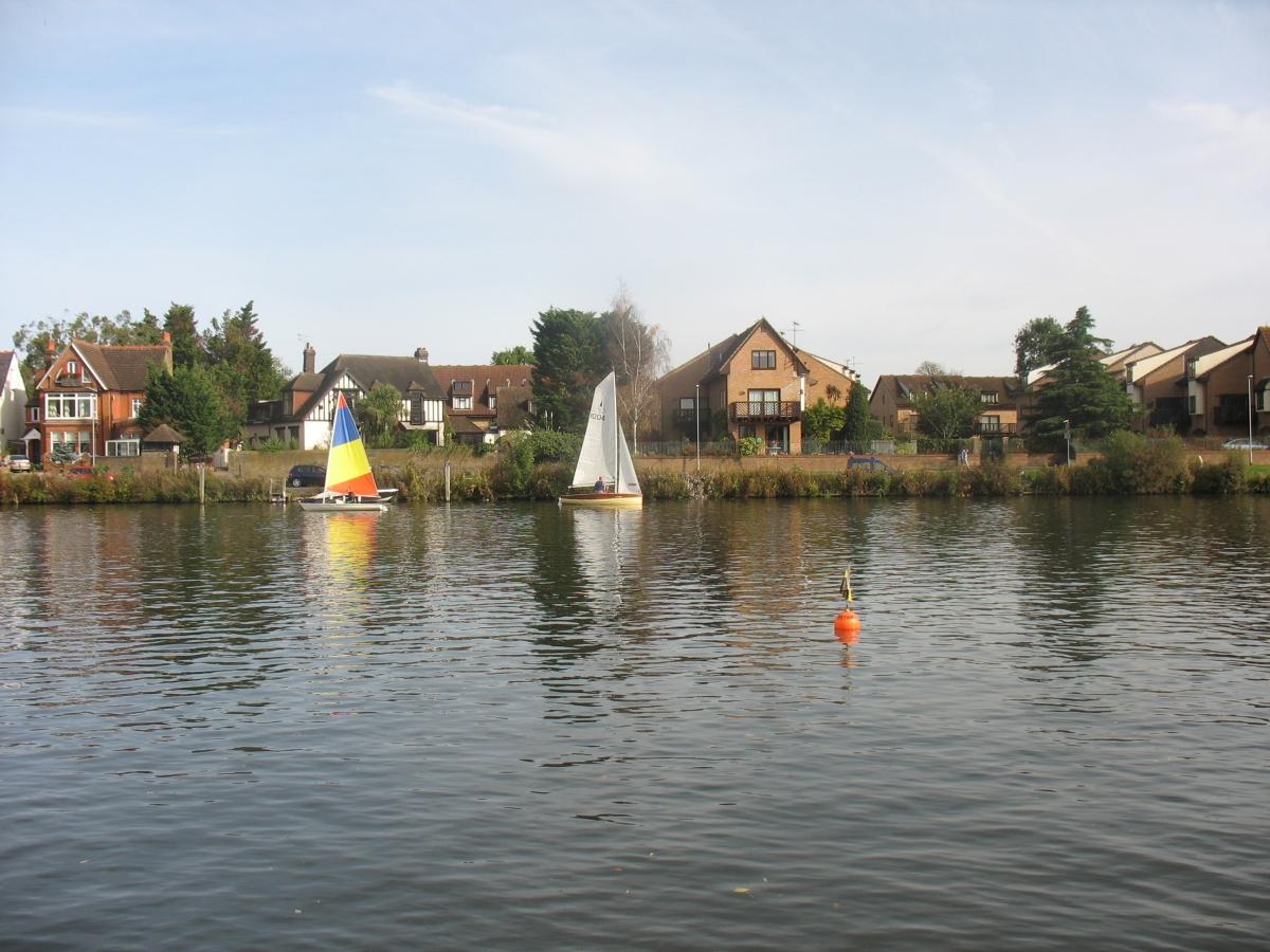Merlin 1004 wins the RNLI day race