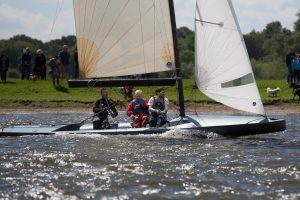 Thames Rater Queen's Cup 2015