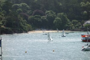 Take it Easy beats up past Smalls Bay